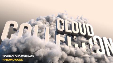 VDB Cloud Collection 01 (15 VDB Cloud Volumes)