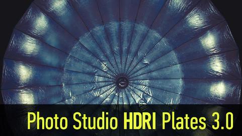PhotoStudioLightPlatesHDRI vol 3.0