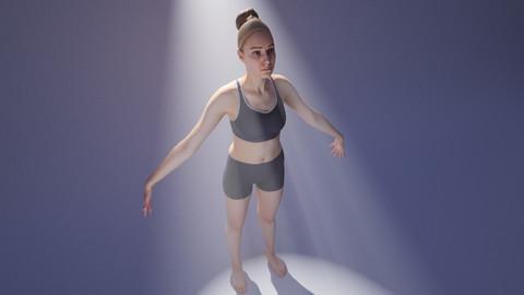 Woman sport 03