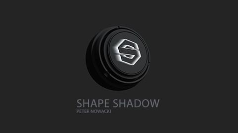 Shape shadow -  Substance Painter Filter