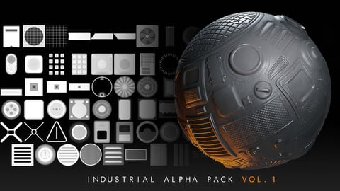 INDUSTRIAL ALPHA PACK VOL 1