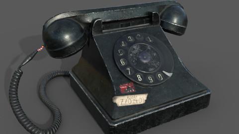 Vintage Office Telephone