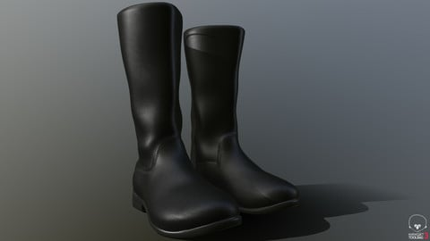 Military Boots - WW2
