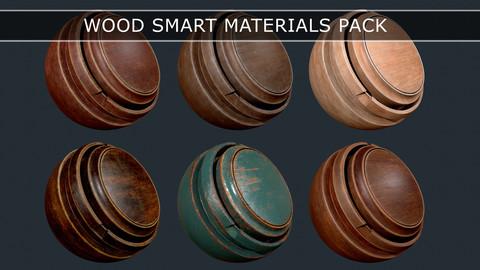 Wood Smart Materials Pack