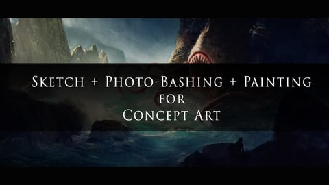 Monstrosity: Process Video+Audio+PSD+Brushes