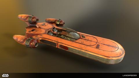 X-34 Landspeeder (Star Wars)