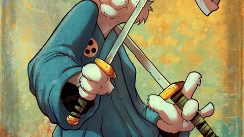 Usagi Yojimbo!!