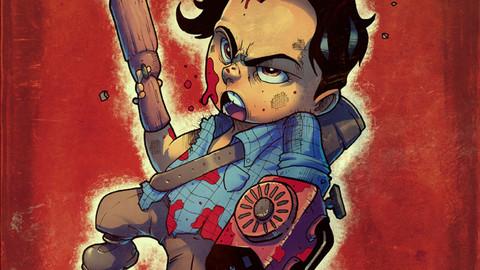 Ash Evil Dead