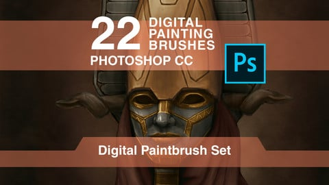Digital Painting Brush Set
