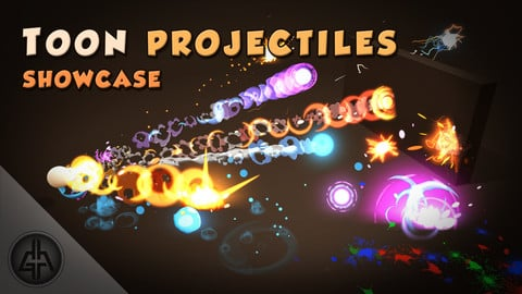 Unique Toon Projectiles Vol.1