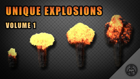 Unique Explosions Vol.1