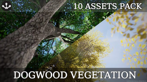 Dogwood Vegetation Package