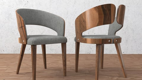 chair for interior render