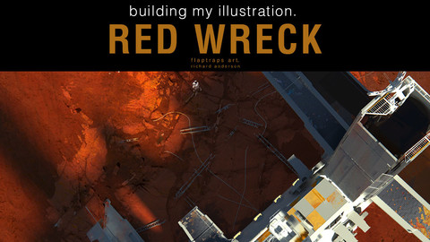 Building  Red Wreck
