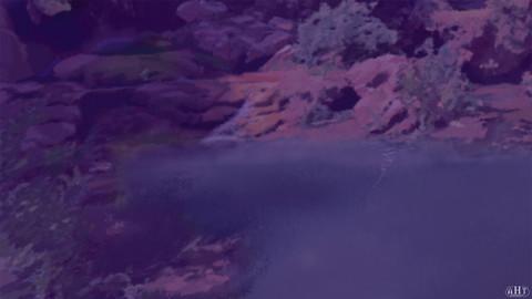 Twilight Watering Hole