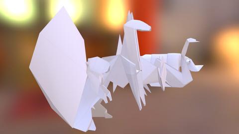 Origami Puppy (Edwin Corrie) - Paper Folding / Papier Falten ... | 270x480