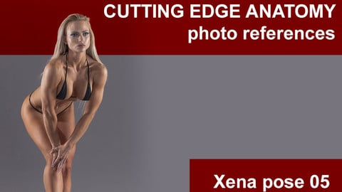 Cutting Edge Photo References Xena 05