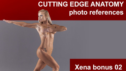 Cutting Edge Photo References Xena bonus 02