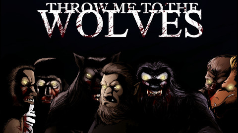 Throw Me To The Wolves - Digital Print and Wallpaper pack