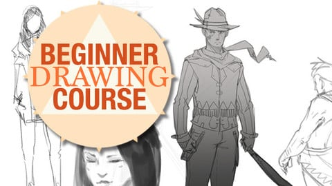 The Beginner Drawing Course - 12 Week Edition