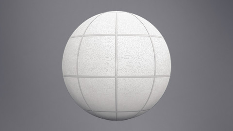 Office Ceiling - PBR Material