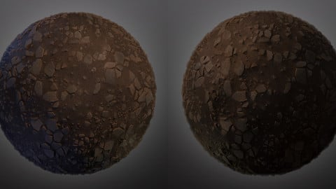 [TUTORIAL] Creating a mars ground material in substance designer