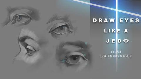 Draw the Eyes (like a Jedi)