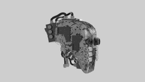 ROBOTICS1 [robot head]