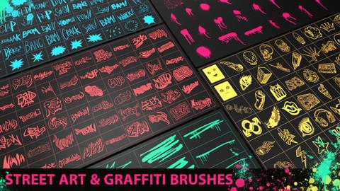 Street Art Brushes