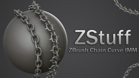 ZBrush Chain Curve IMM