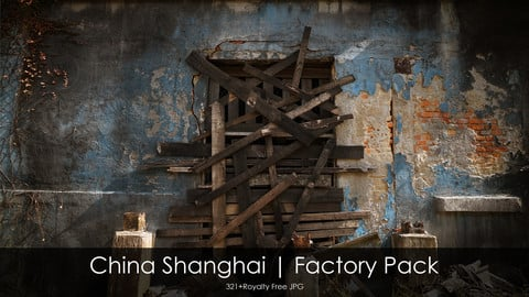 China Shanghai | Factory Pack