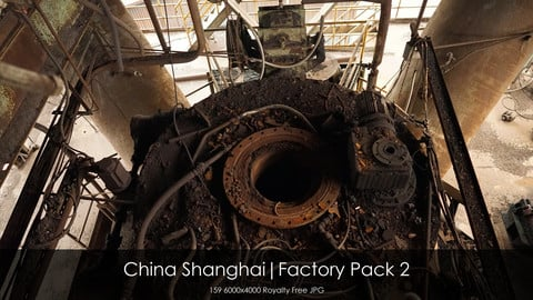 China Shanghai | Factory Pack 2