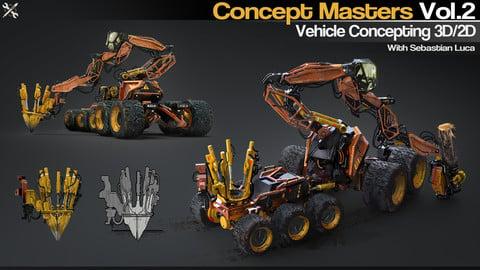 Concept Masters Vol.2