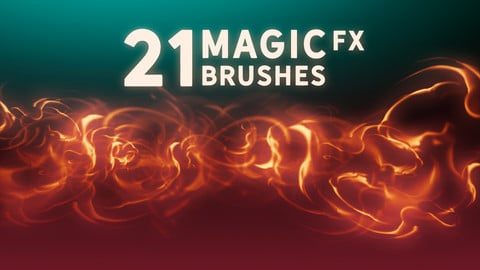 Magic FX Brushes Vol. 1