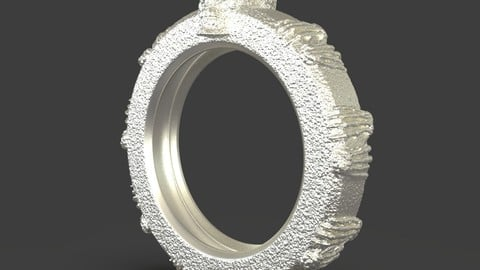 Jewelry Skull Ring