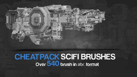 CHEATPACK_scifi_brushes