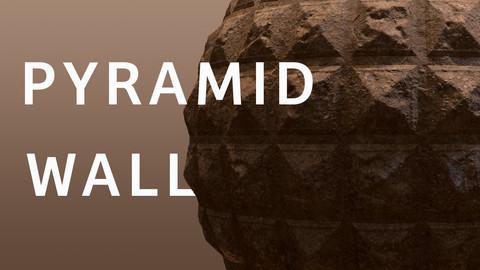Pyramid Wall