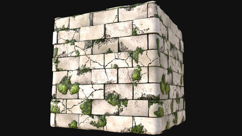 Castle Wall Material