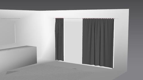 Marvelous Designer: Curtains03_Bigger