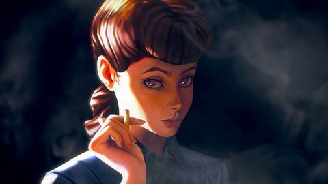Rachael - Blade Runner