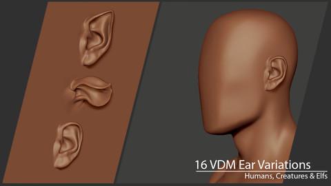 Ear VDM Brush