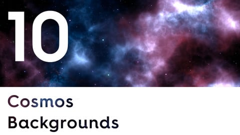 20 Cosmos Backgrounds