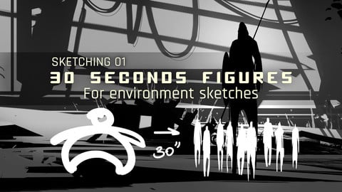 30 Seconds Figures for Environment Design