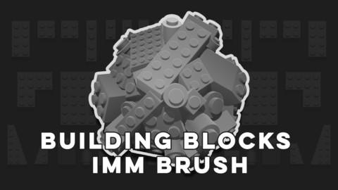 Building Blocks IMM Brush