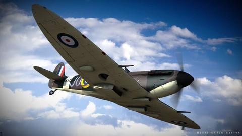 SUPERMARINE SPITFIRE MK VB 111st Squadron