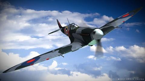 SUPERMARINE SEAFIRE MK IIC 880th Squadron