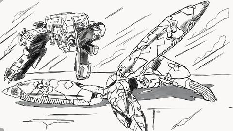 rex vs ray
