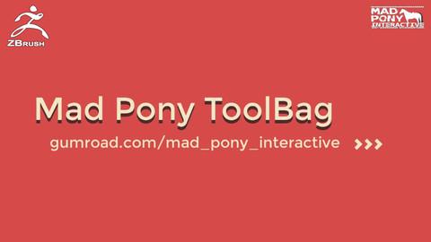 Mad Pony Toolbag
