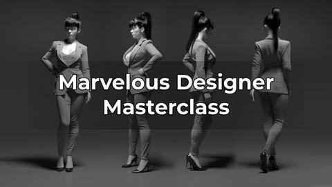 Marvelous Designer Masterclass with Mike Fudge