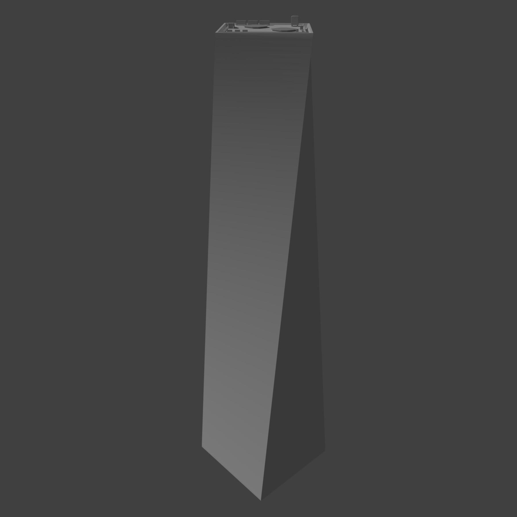 Cody Kempf - Twister Tower Skyscraper